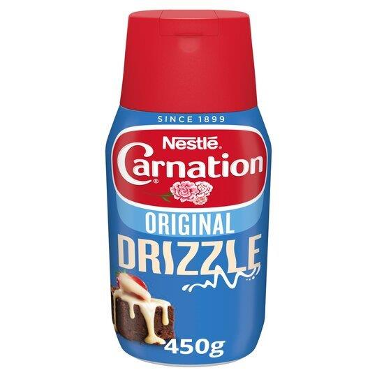 Carnation Drizzles Original 450g NEW