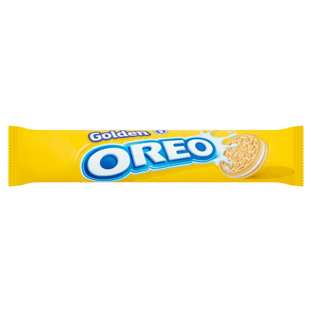 Oreo Golden Crunch 154g