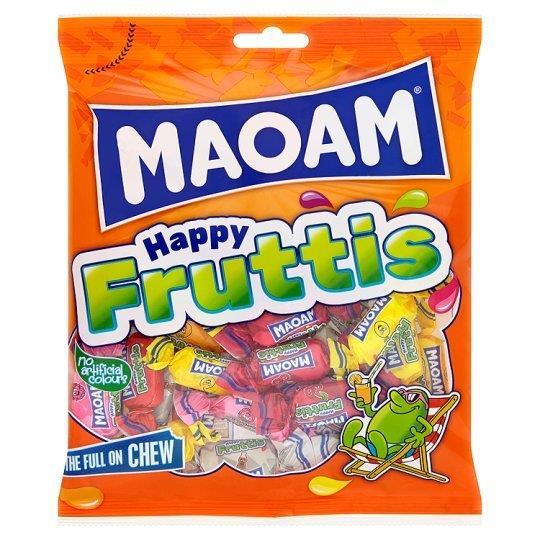 Haribo Maoam Happy Fruttis 140g