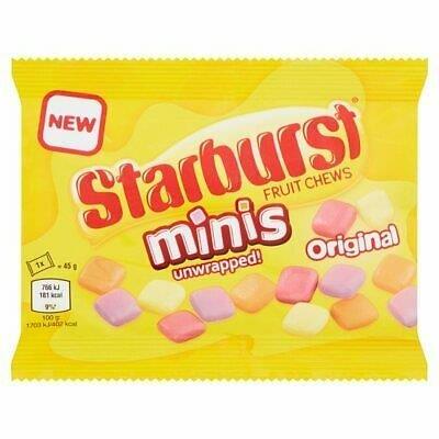 Starburst Original Fruits Minis 152g
