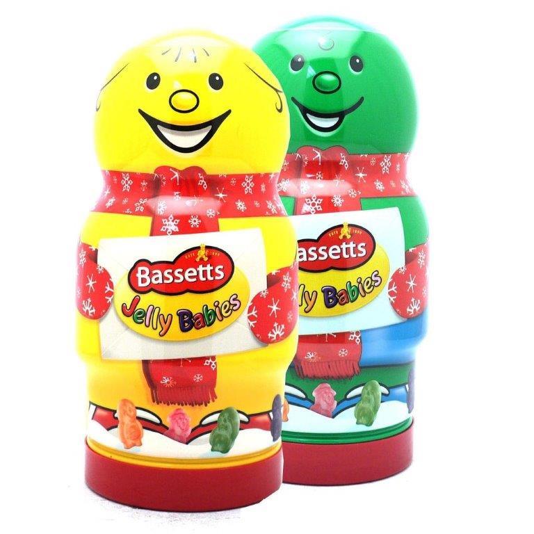 Maynards Bassets Jelly Babies Jar 495g