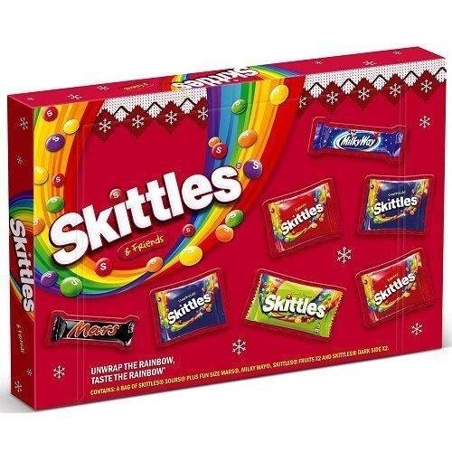 Skittles & Friends Medium Selection Box 150.5g