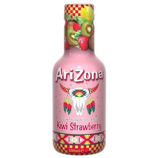 AriZona PET Kiwi Strawberry 500ml