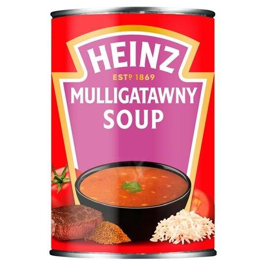 Heinz Soup Can Mulligatawny 400g NEW