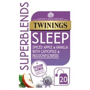 Twinings Superblends Sleep Tea Bags 20's