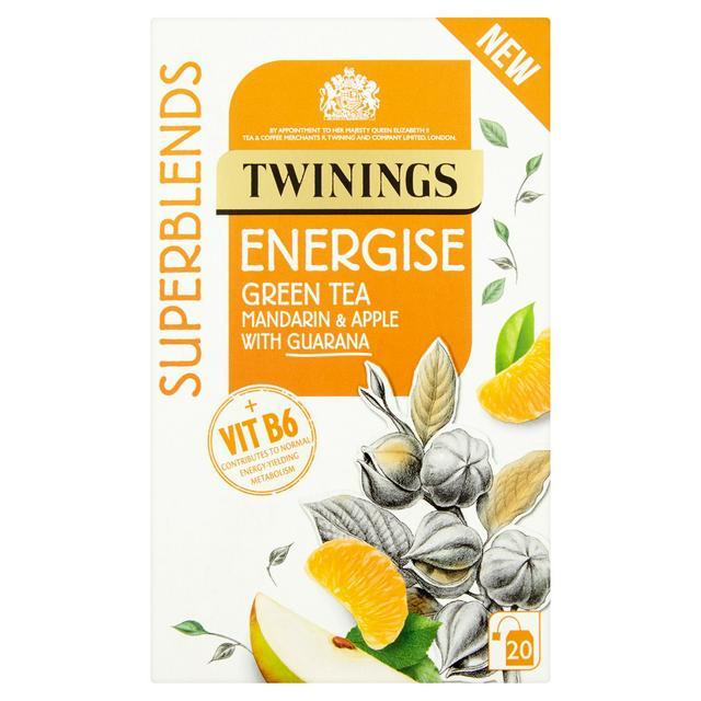 Twinings Superblends Energise Tea Bags 20's