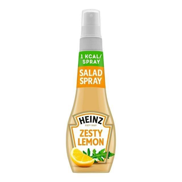 Heinz Salad Dressing Spray Zesty Lemon 200ml NEW