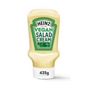 Heinz Vegan Salad Cream 400ml NEW