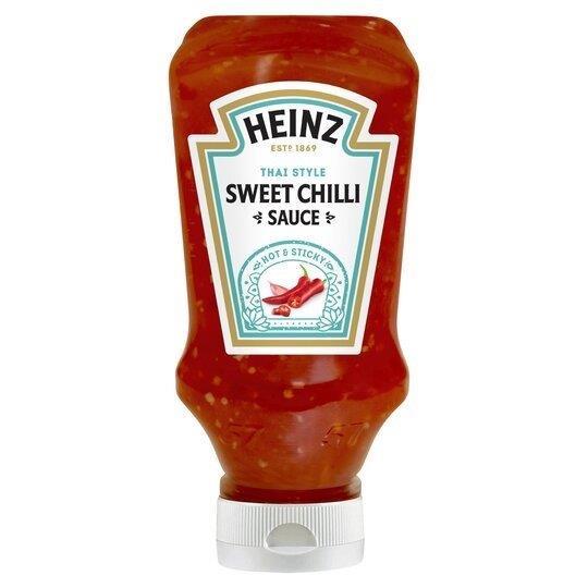 Heinz Sauce Sweet Chilli 220ml NEW