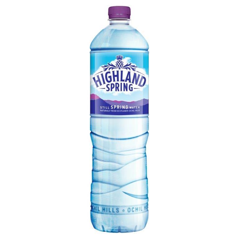 Highland Spring Still PET 1.5L