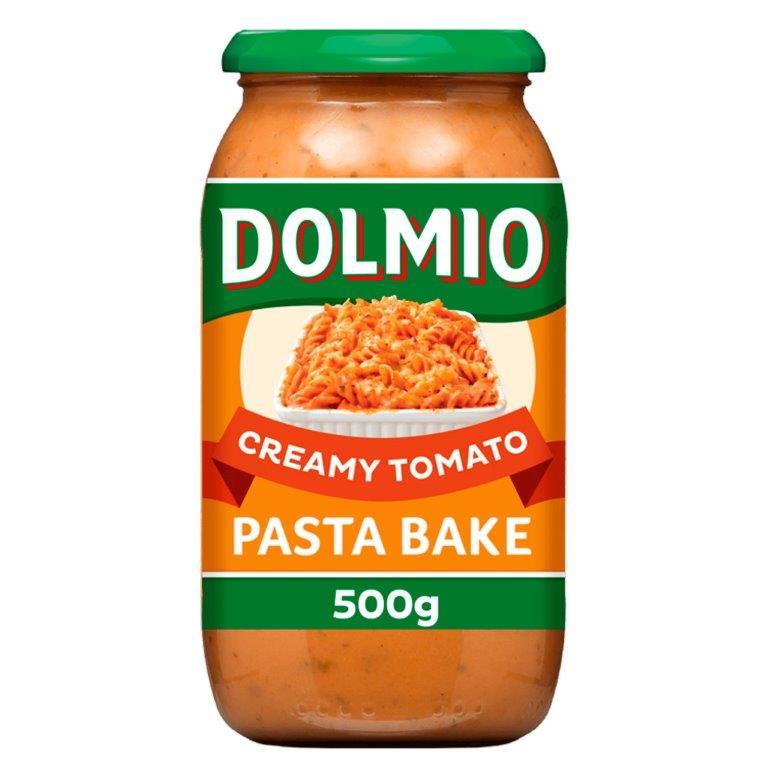 Dolmio Pasta Bake Creamy Tomato 500g